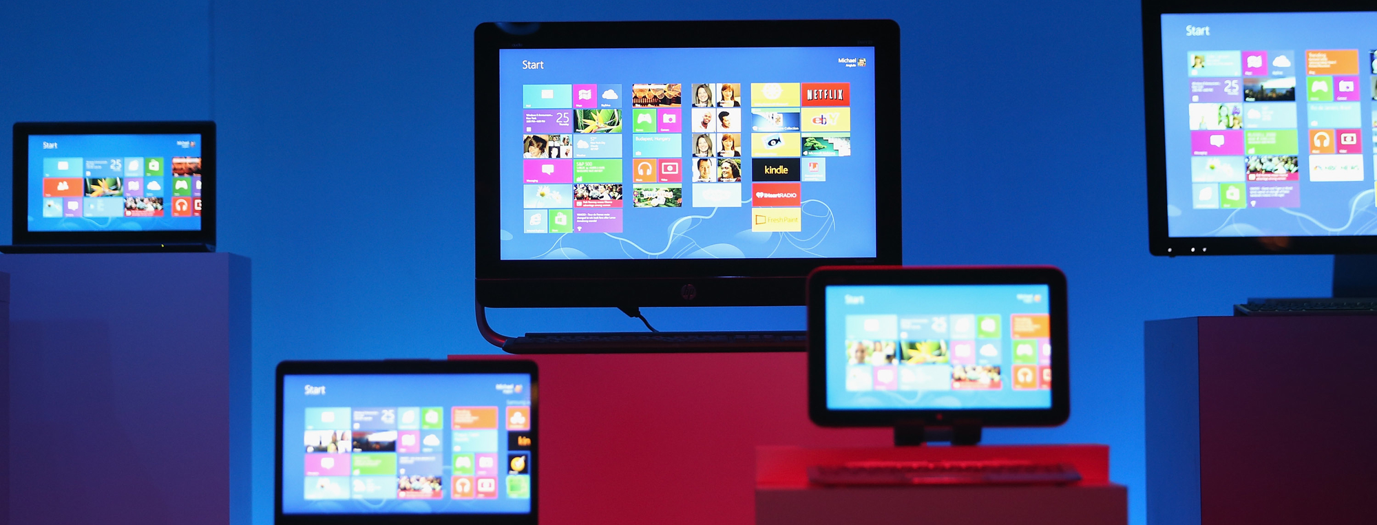 Windows 8 Sells 100 Million Fewer Copies than Windows 7 at 15 Months