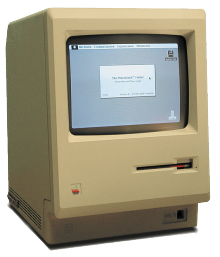1 Macintosh 128k transparency1 220x257 What is the future of the Mac?