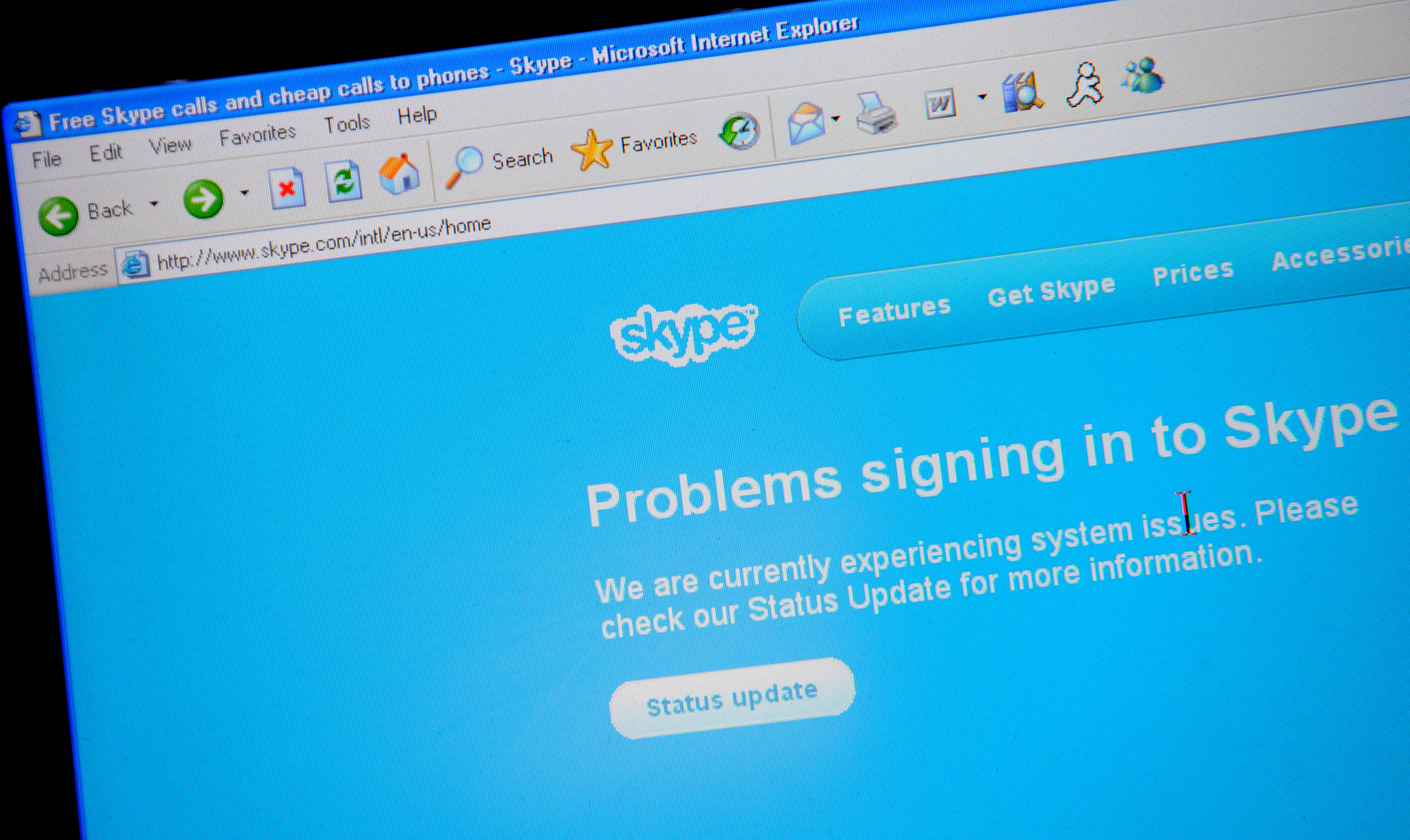 Skype's Blog and Social Profiles Hacked By Syrian Electronic Army