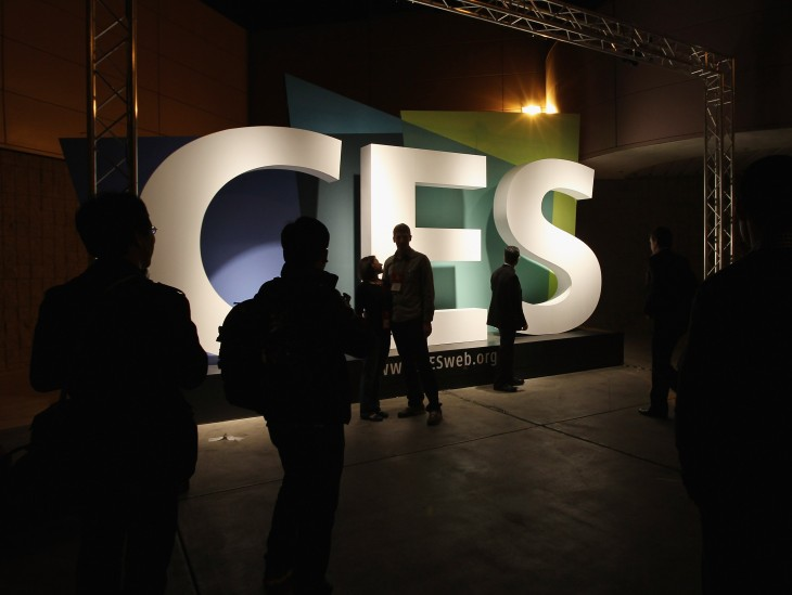 CES 2014: In photos