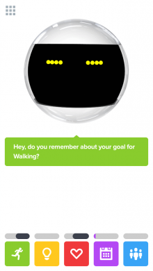 2014 01 17 17.30.17 220x390 OptimizeMe launches on iOS to make sense of your quantified self