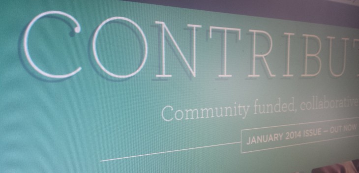 Contributoria: A collaborative, open journalism project from the Guardian Media Group