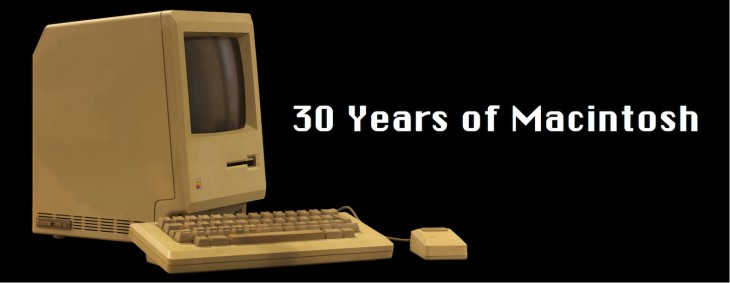 30yearsofmac1 730x283 Original Mac 'software wizard' Andy Hertzfeld on storytelling, the Mac Pro and changing the world