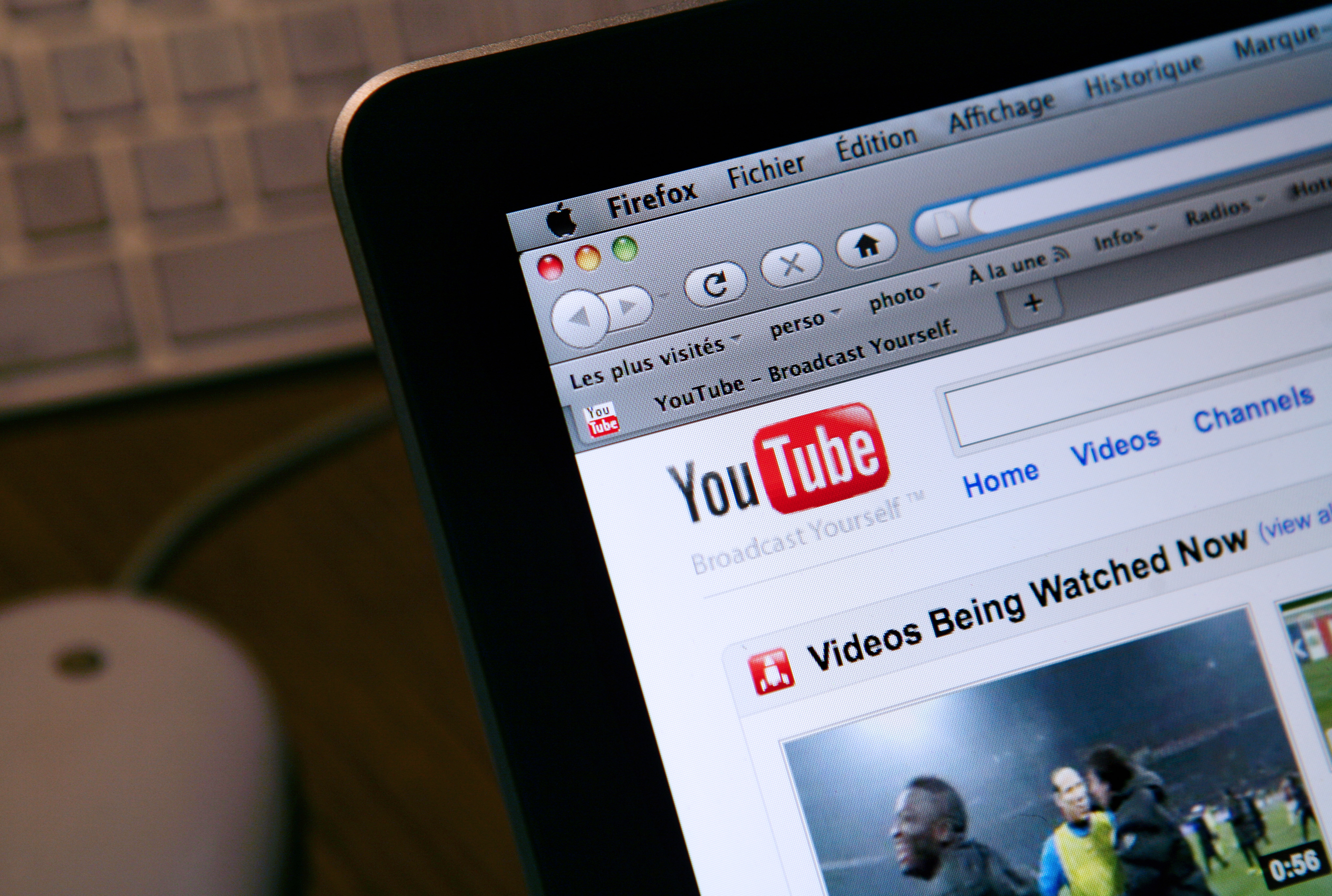 YouTube Experimenting With New User Interface Design