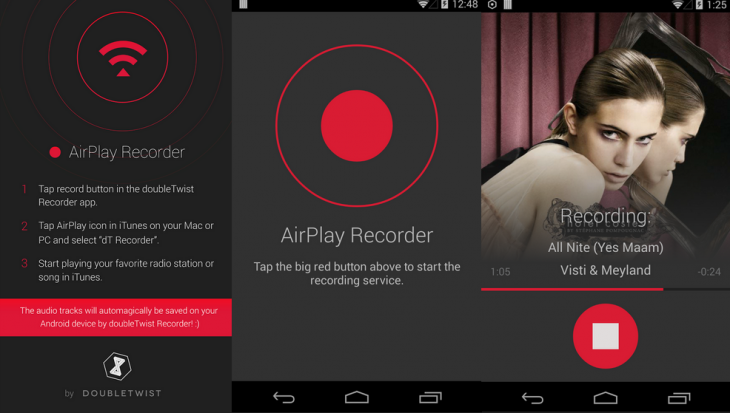 Airplay-Recorder