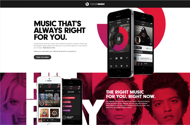 BeatsMusic 730x483 Beats Music app landing for Windows Phone devices on Friday