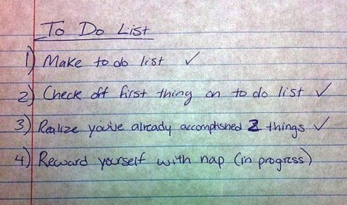 How To Write A To Do List That Won T Hurt Your Productivity