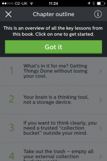 Blinkists Word up: 16 apps to help you read on the move