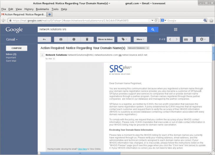 Example_of_Domain_Slamming_phishing_email_by_Network_Solutions