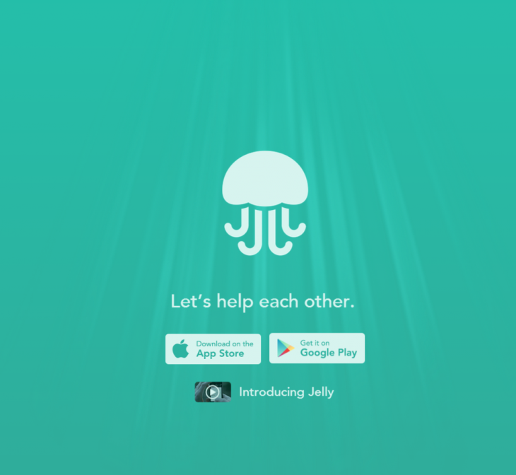 Jelly 730x672 Review: Jelly for Android and iOS is more than just beautiful, but how useful it can be is up to you