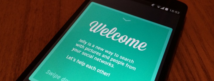 Jelly promises more features to come as it settles in for a 'long haul' in organic growth ...