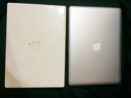 Kaylene's MacBooks