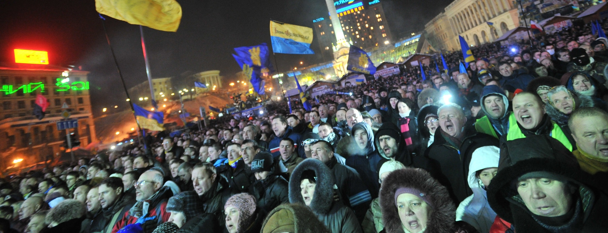 How the Kiev disturbances are affecting Ukraine's tech sector - for good and bad
