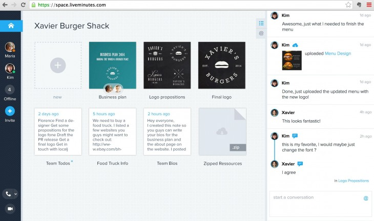 LiveMinutes now lets teams collaborate on Evernote in real-time