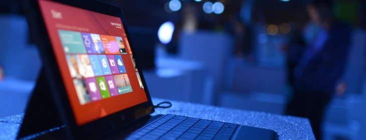 Microsoft's 4G Surface 2 tablet available to pre-order in UK from today, on sale May 8 for £539