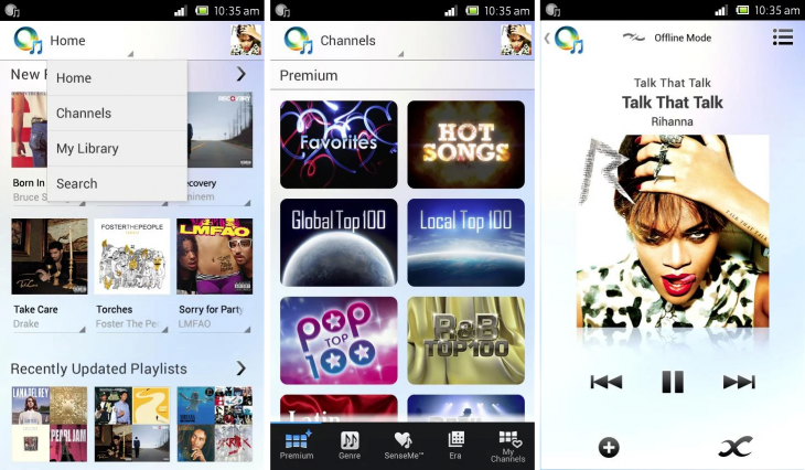 MusicUnlimited_android
