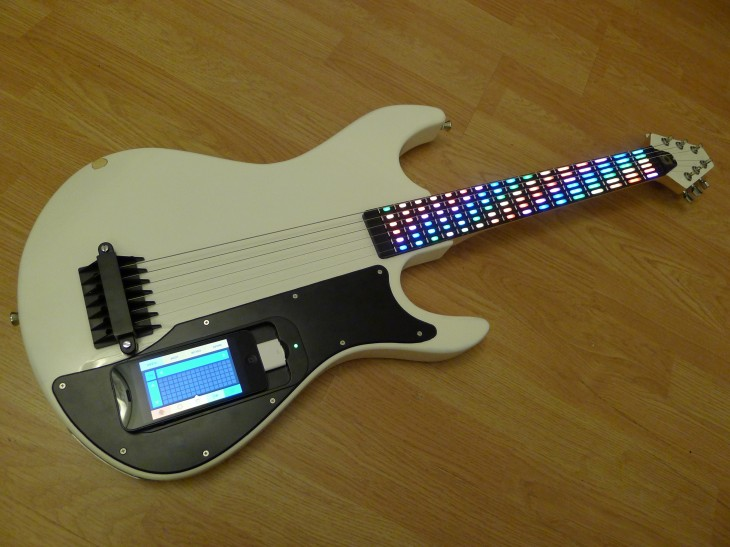 gTar iPhone Guitar Disappoints as an Educational Instrument