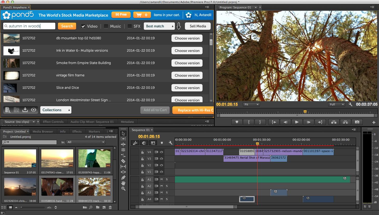 Free Premiere Pro Plugins