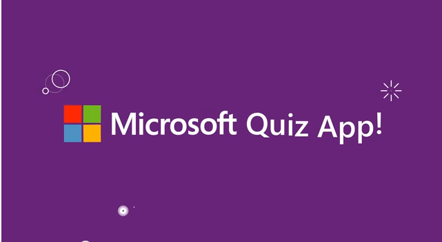 Microsoft announces a new quiz app for iOS, Android and Windows Phone, and you could win prizes