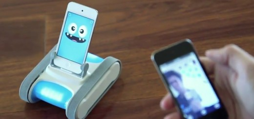 Romotive 520x245 Startup Stories: Meet Romotive and its loveable iPhone based robots