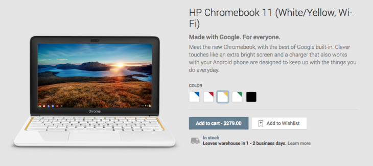 Screen Shot 2014 01 15 at 10.42.18 AM 730x326 HP Chromebook 11 returns to the Google Play store in the US