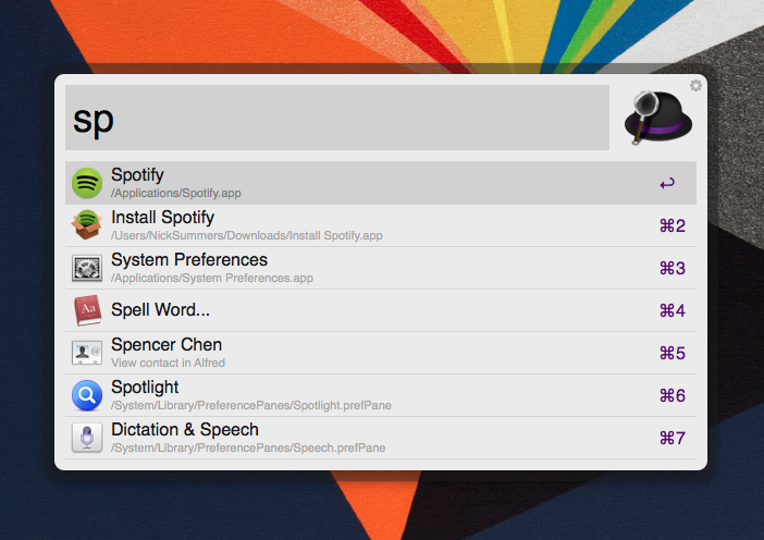 Screen Shot 2014 01 21 at 16.23.58 An in depth guide to Alfred, the incredible productivity and launcher app for Mac