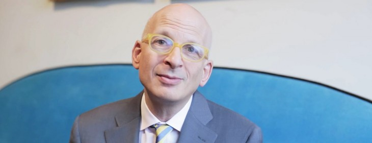 Let Seth Godin help your business do it right first time: 15% off his 11-part video course