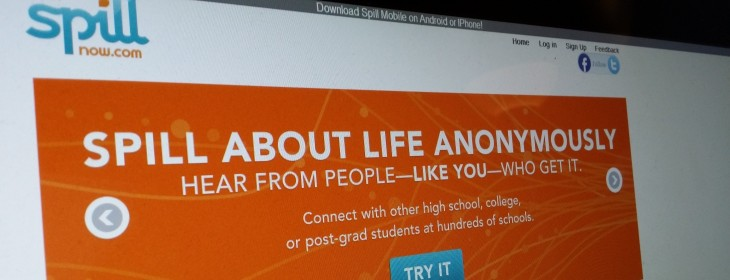 Spill launches iOS and Android apps, expands 'empathy engine' to high school students and ...