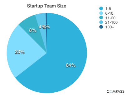 Startup Team Size
