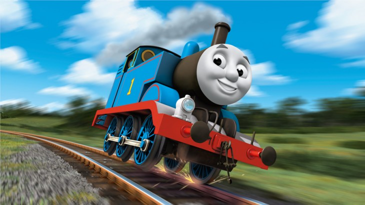 Thomas the Tank Engine 730x410 Amazons LoveFilm inks deals to stream more kids content