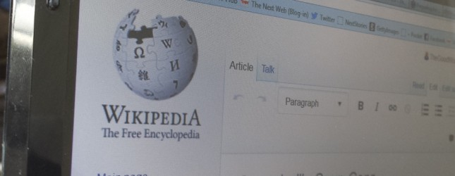 Wikipedia adding celebrity voices to wiki pages to preserve them for future generations