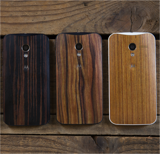 Wood Announcement Motorola slashes Moto Xs wood finishes from $100 to $25, reveals three new designs coming January 21
