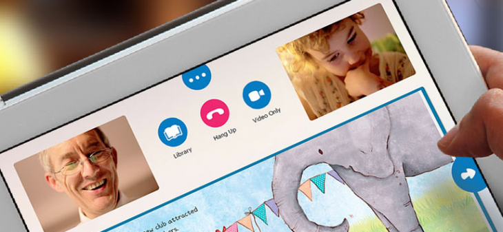 Caribu: A bedtime reading app for when you're away from your kids