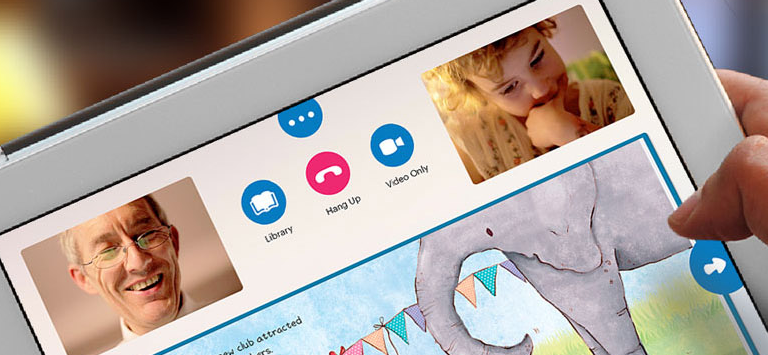 Caribu: Bedtime Stories When You're Away From Your Kids