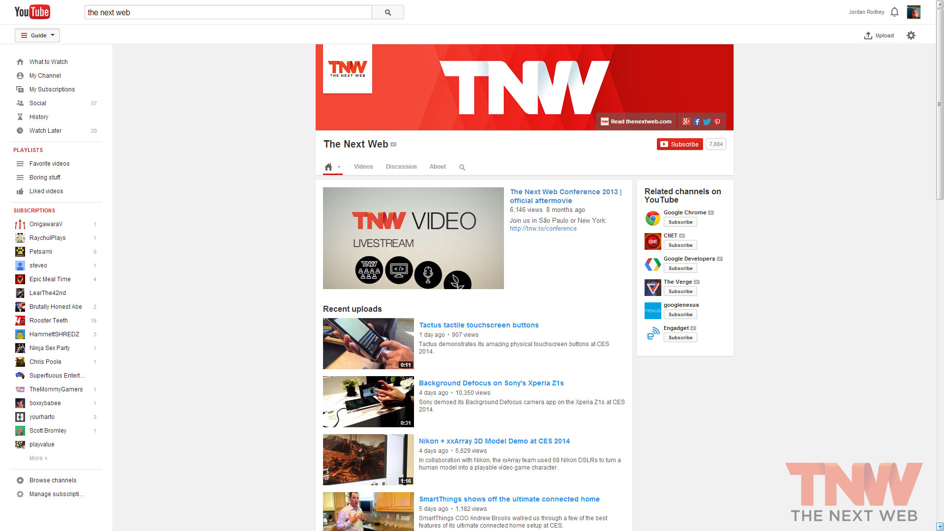 Fine Youtube Experimenting With New User Interface Design Download Free Architecture Designs Scobabritishbridgeorg