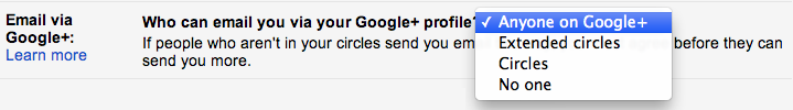 connections2 Gmail now lets you email your Google+ connections, but addresses are only shared when you hit send