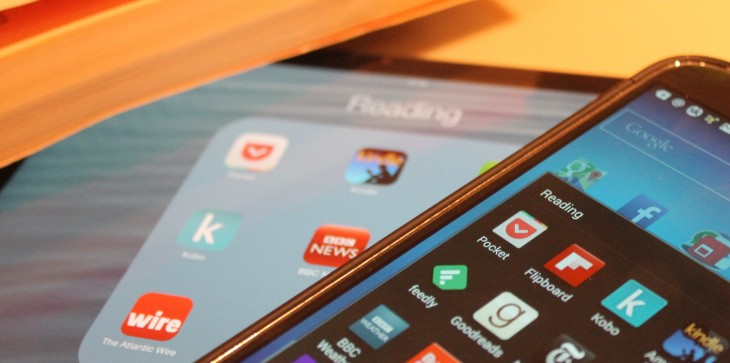 Word up: 16 apps to help you read on the move
