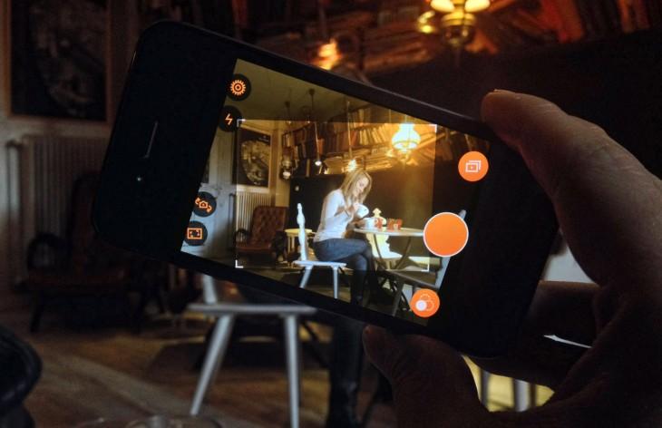 Horizon for iOS means no more vertical videos