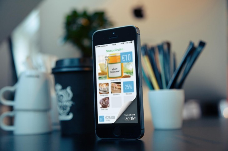 iZettle2 730x486 iZettle releases iOS SDK so devs can integrate its mobile payments service into their apps