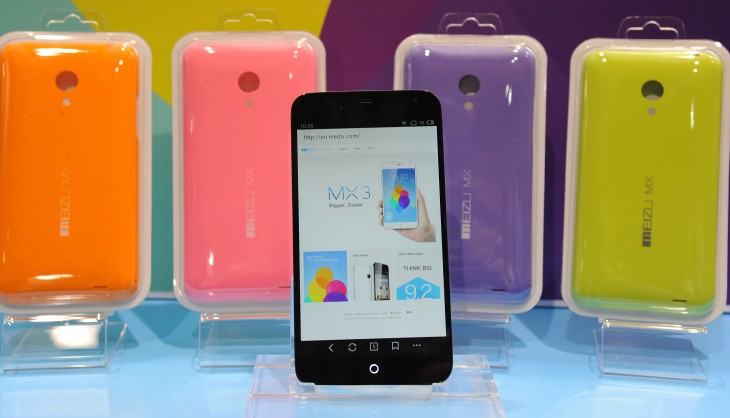 Chinese smartphone maker Meizu announces plans to enter the US market in Q3 2014