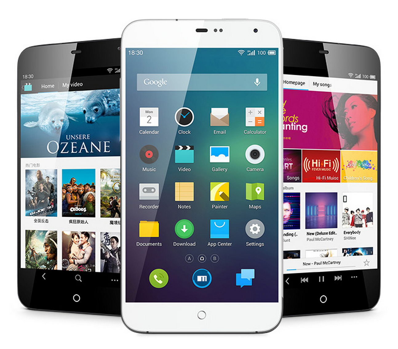 Chinese Smartphone Maker Meizu Announces Plans To Enter