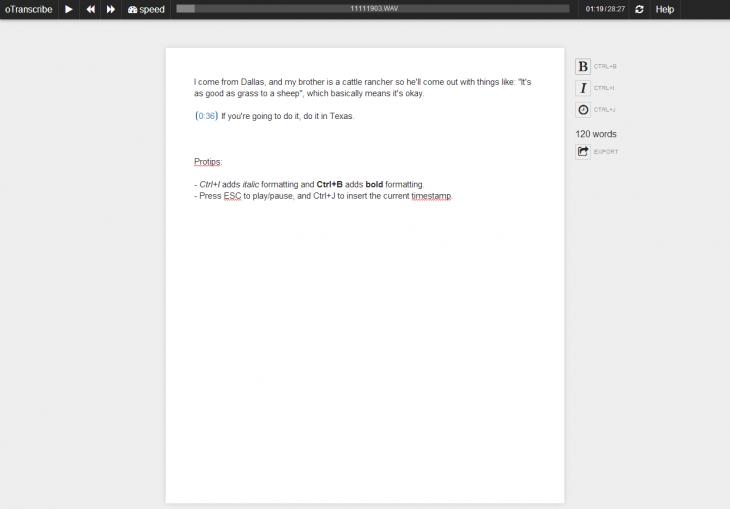 oTranscribe_formatting