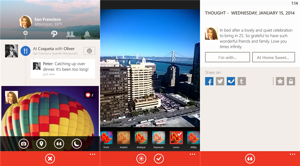 path windows phone beta Path launches for Windows Phone as a public beta