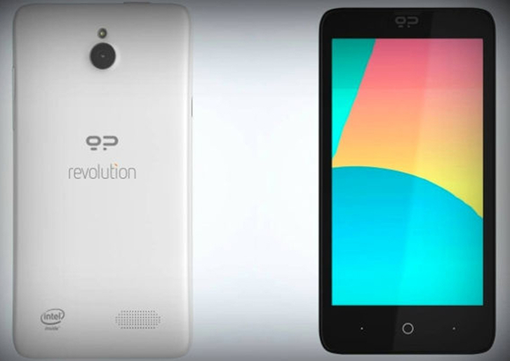 phpxzhnpa This is what the Geeksphone Revolution, the dual boot Android and Firefox OS smartphone, will look like