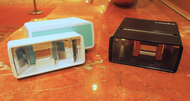 Hands on with Poppy 3D, a View-Master-like device that turns iPhones into 3D cameras