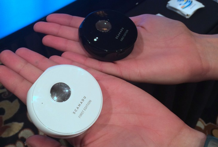scanadu 730x491 CES highlights: Oculus Rift, Tegra K1, Tactus and more