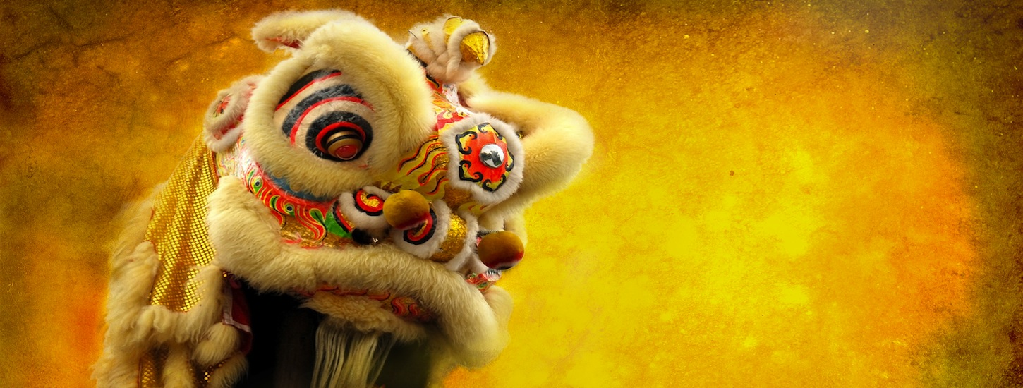 Uber celebrates Chinese New Year by bringing lion dances on demand to China and Singapore