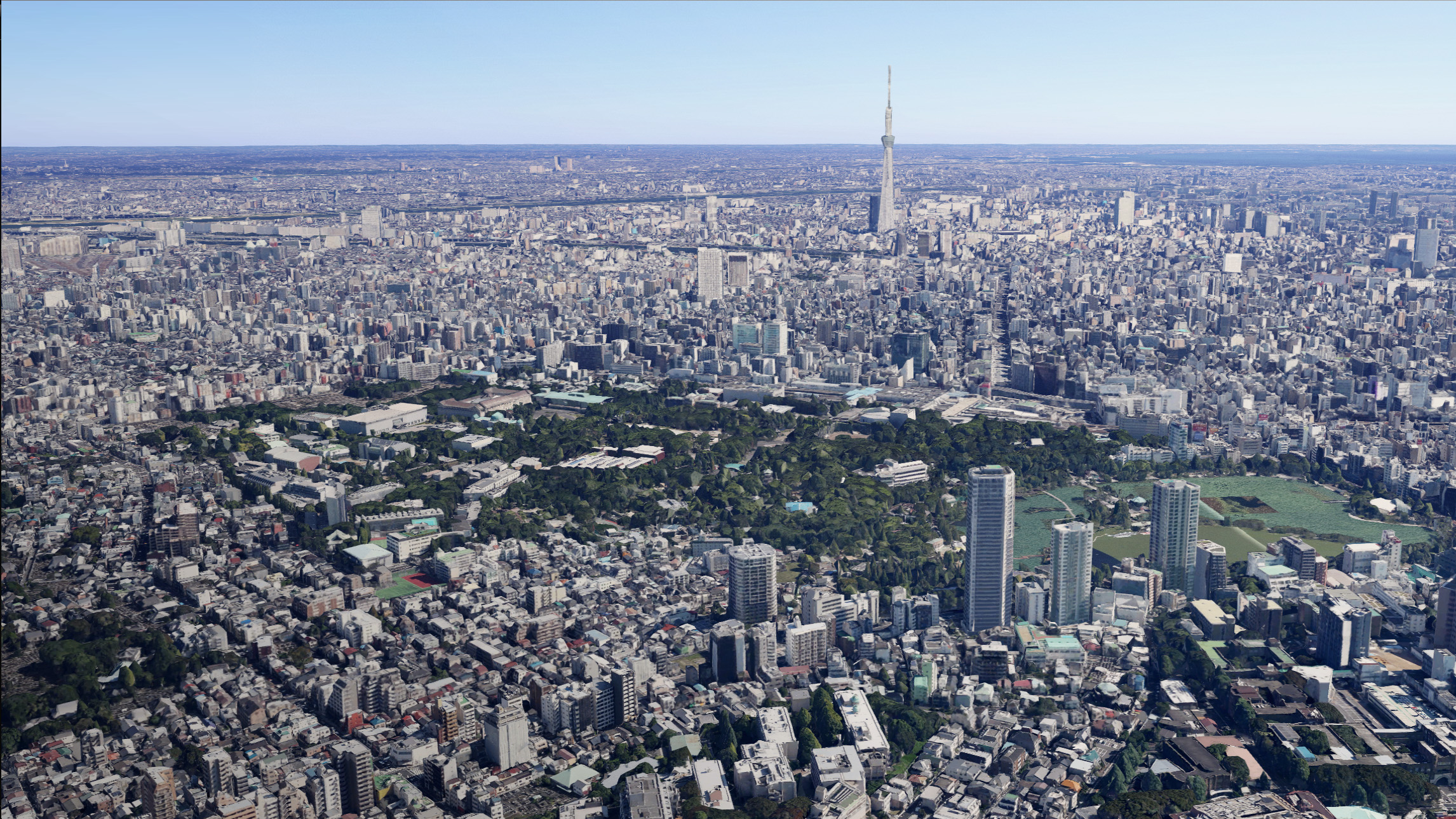 You Can Now See More D Images Of Tokyo On Google Maps - Why no google maps 3d for us capitol