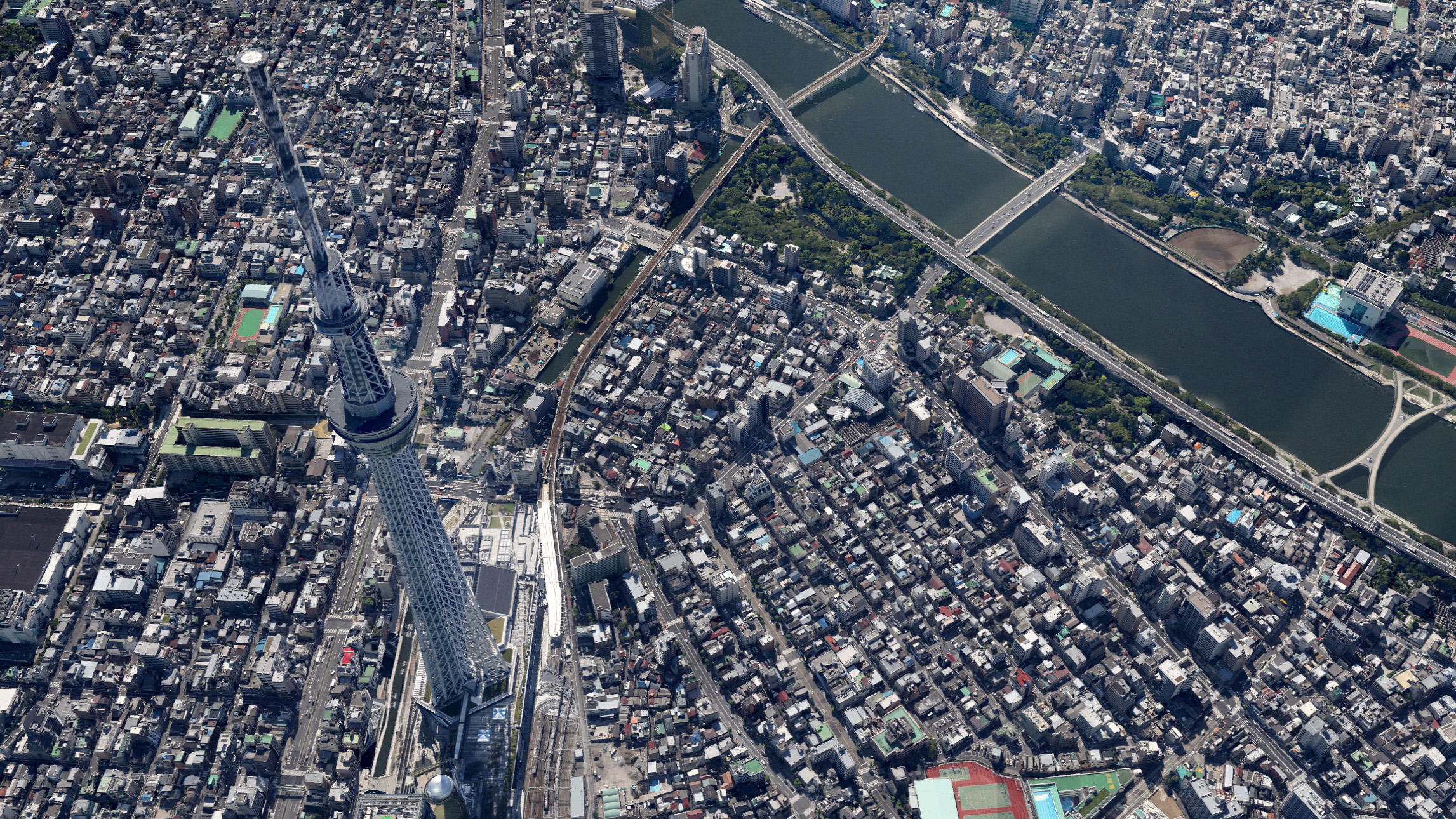 tokyo just became more real on google maps with new 3d imagery