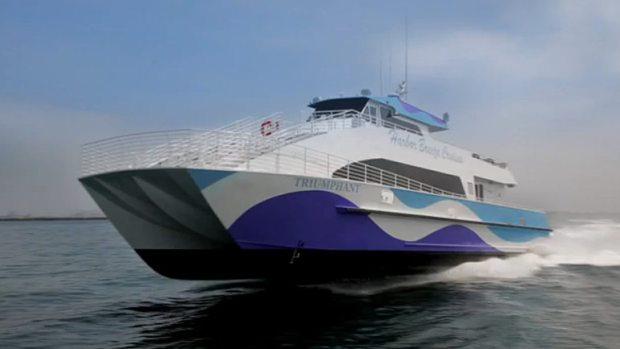 triumphant-catamaran-ferry